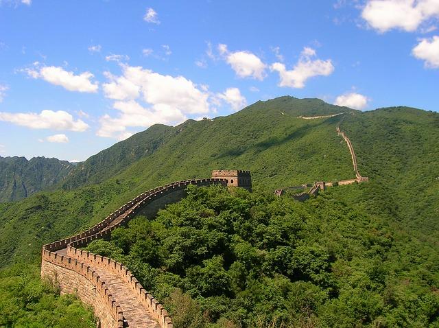 chiny mur