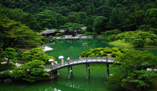 japonia ogród