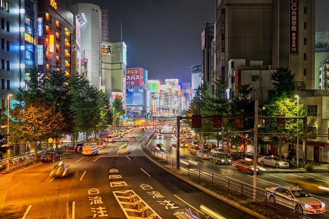 japonia urbanistyka