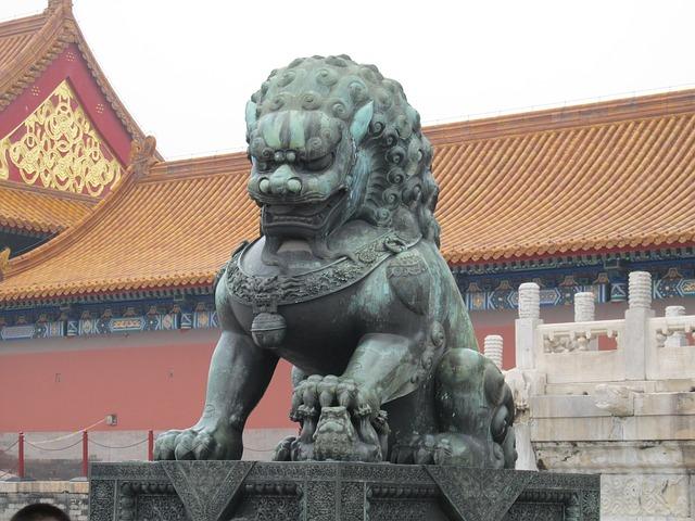 lew statua gospodarka chinska