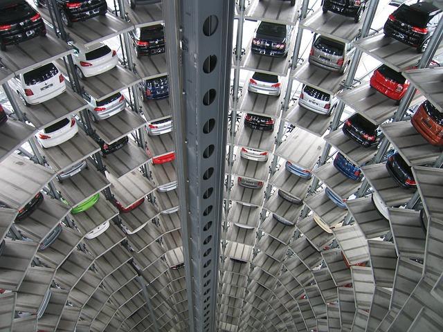 samochody produkcja fabryka