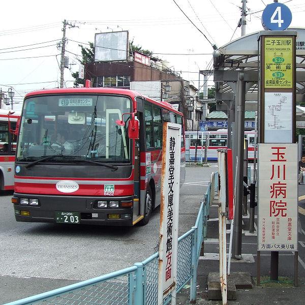 tokio autobus