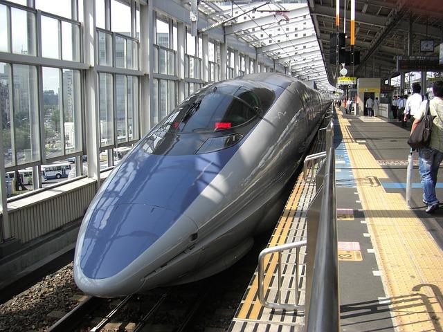 transport japonia