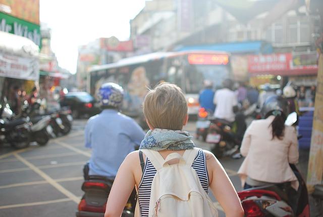 turyści świat